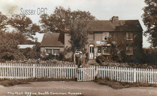 Chailey - South Common (Post Office)