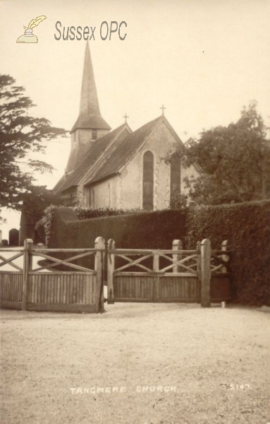 Tangmere - St Andrew's Church